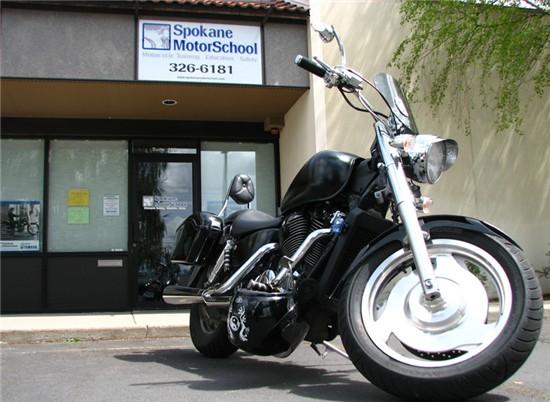 Spokane MotorSchool Classroom Front
